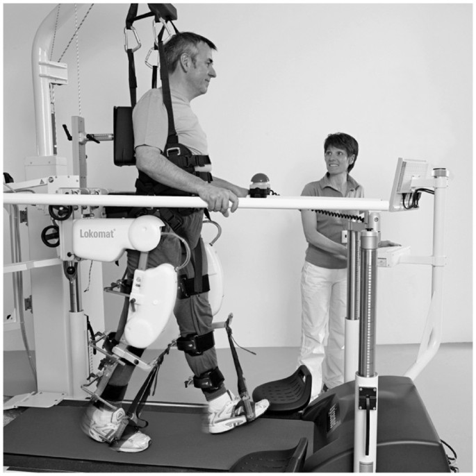 Feasibility and effects of patient-cooperative robot-aided gait ...