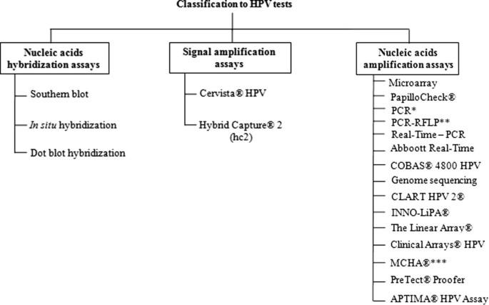 A review of methods for detect human Papillomavirus