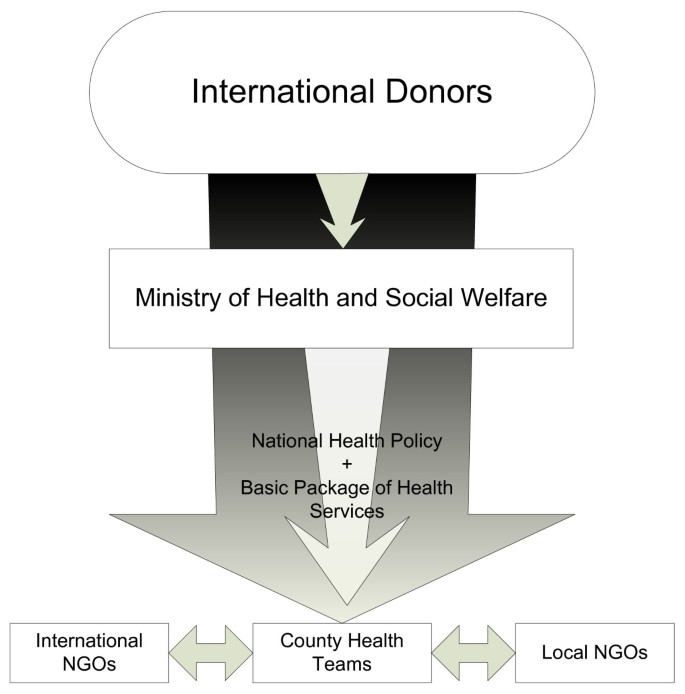 An analysis of Liberia's 2007 national health policy