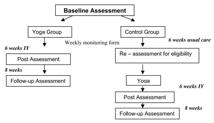 Protocol for a randomized controlled study of Iyengar yoga