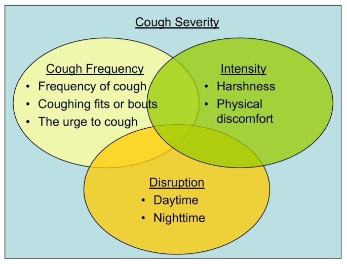 Measuring cough severity: Perspectives from the literature