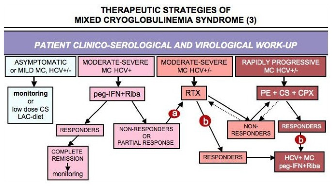 Mixed cryoglobulinemia | Orphanet Journal of Rare Diseases