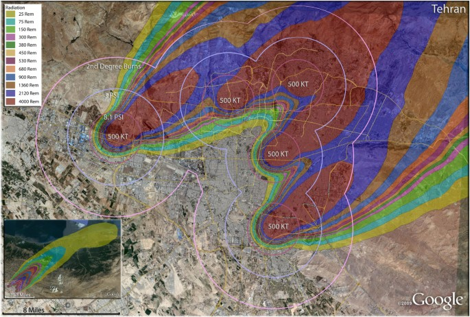 Nuclear war between Israel and Iran: lethality beyond the pale ...