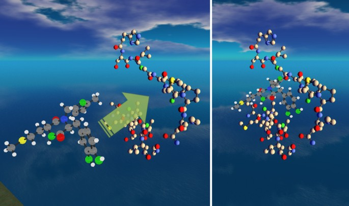 Chemistry in Second Life | BMC Chemistry | Full Text