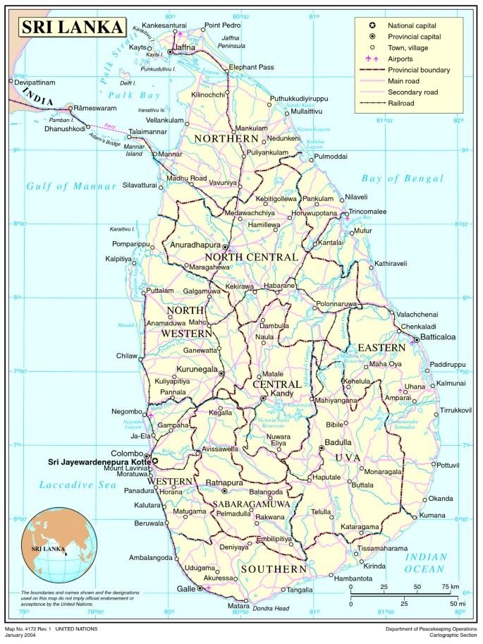 Collective trauma in northern Sri Lanka: a qualitative psychosocial