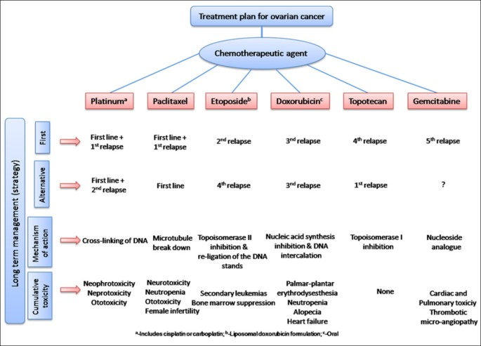 Scope of nanotechnology in ovarian cancer therapeutics