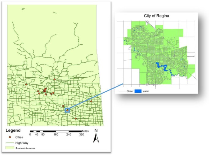 GIS-based multi-criteria analysis for land use suitability