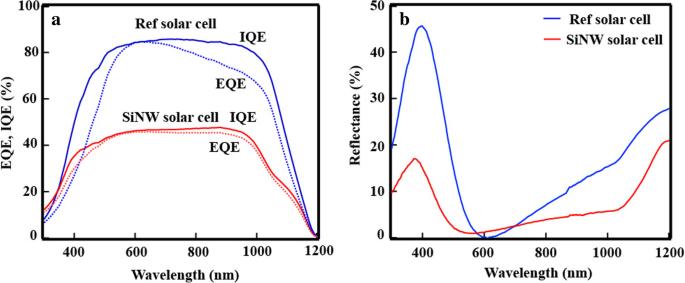 Silicon Nanowire Heterojunction Solar Cells with an Al 2 O 3