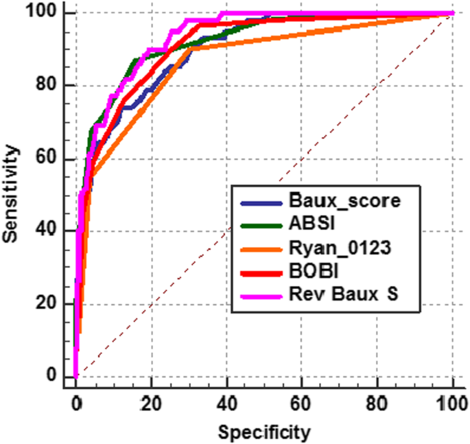Predictors of mortality and validation of burn mortality prognostic scores in a Malaysian burns intensive care unit