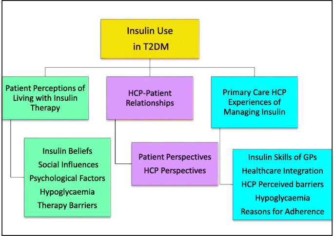 Perceptions of insulin use in type 2 diabetes in primary