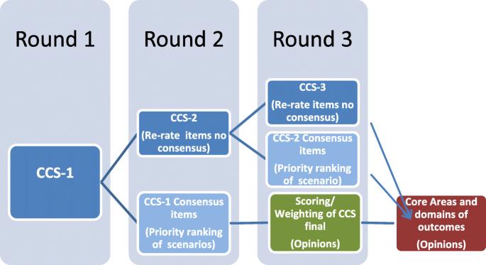 Protocol for a Delphi consensus exercise to identify a core
