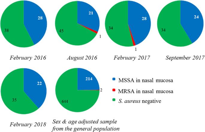 Staphylococcus Aureus Colonization In Hemodialysis Patients A Prospective 25 Months Observational Study Bmc Nephrology Full Text