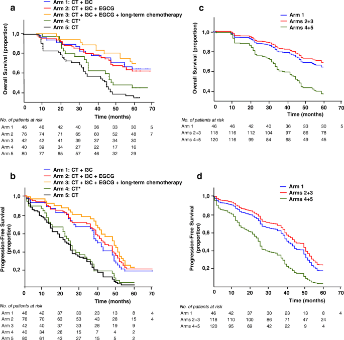 A New Promising Way Of Maintenance Therapy In Advanced Ovarian Cancer A Comparative Clinical Study Bmc Cancer Full Text