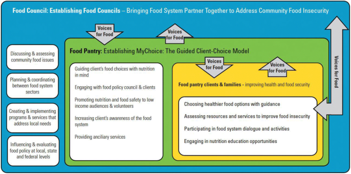 Voices for food: methodologies for implementing a multi