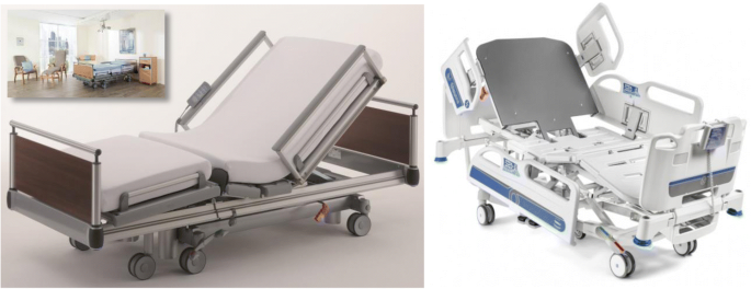 Smart medical beds in patient-care environments of the twenty-first