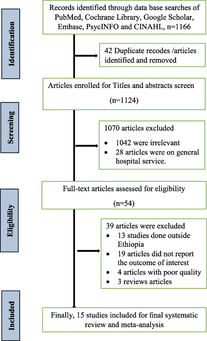Patient satisfaction with nursing care in Ethiopia: a