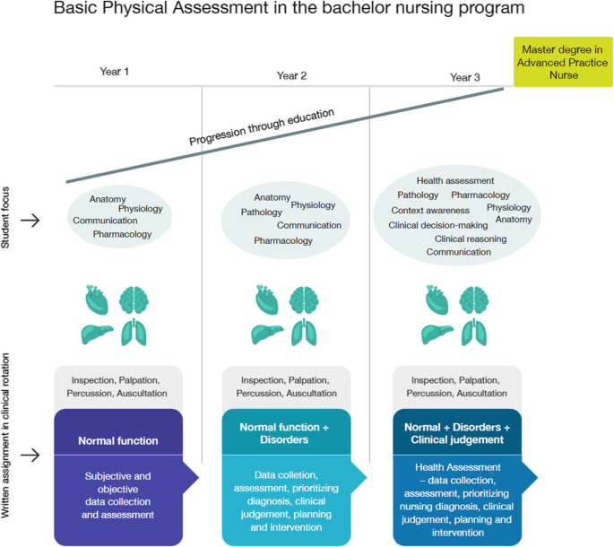 Revitalizing physical assessment in undergraduate nursing