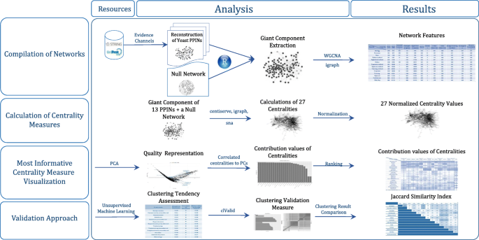 A systematic survey of centrality measures for protein