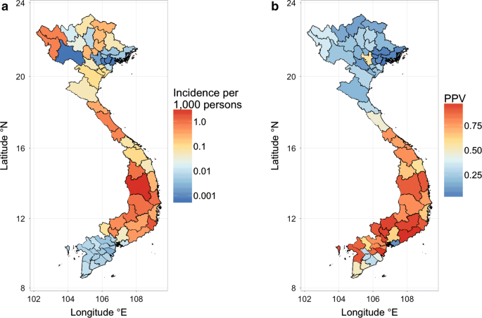 The decline of malaria in Vietnam, 1991–2014 | Malaria