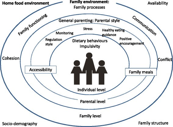 Development of family and dietary habits questionnaires: the
