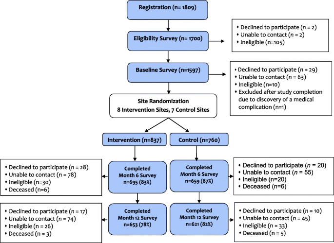 Multilevel approaches to increase fruit and vegetable intake