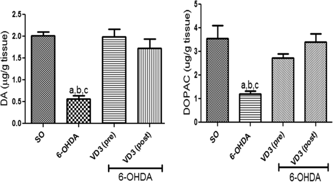 Vitamin D protects dopaminergic neurons against neuroinflammation