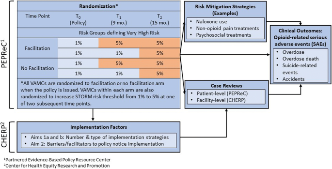 Protocol for evaluating the nationwide implementation of the VA