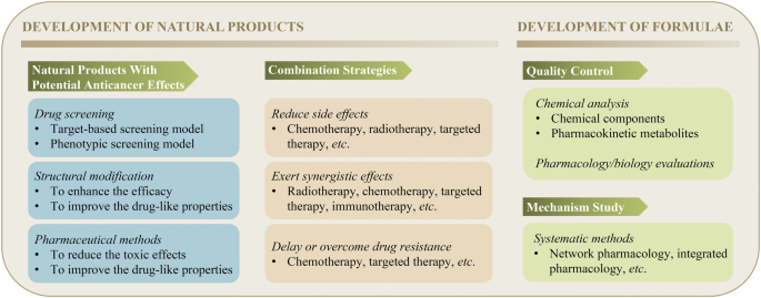 Anticancer drug discovery from Chinese medicinal herbs | Chinese