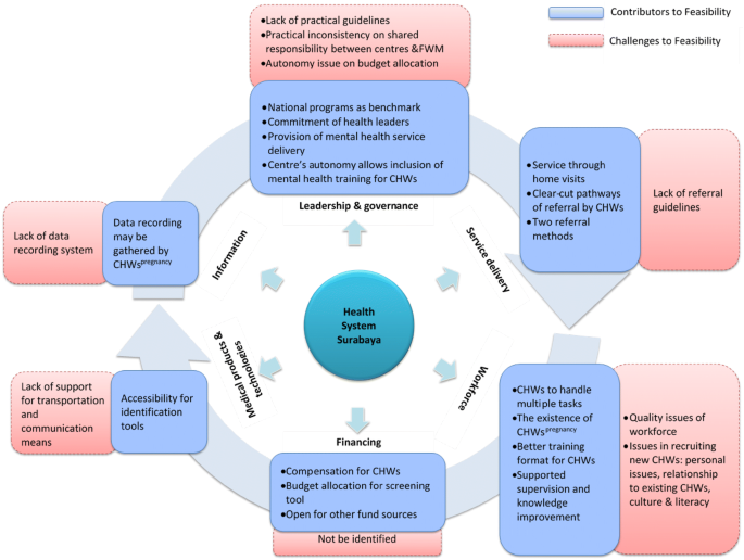 The feasibility of a role for community health workers in