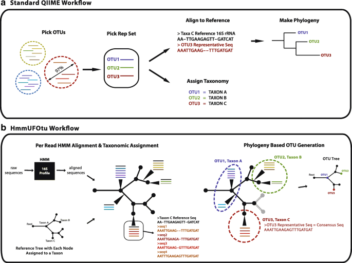 HmmUFOtu: An HMM and phylogenetic placement based ultra-fast