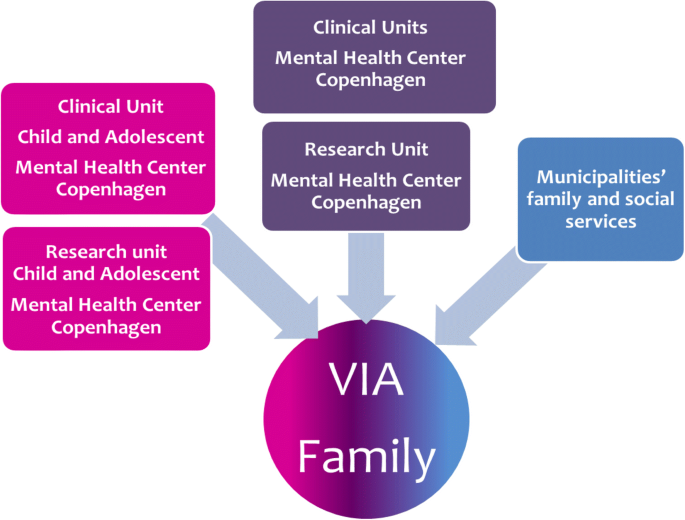 VIA Family—a family-based early intervention versus