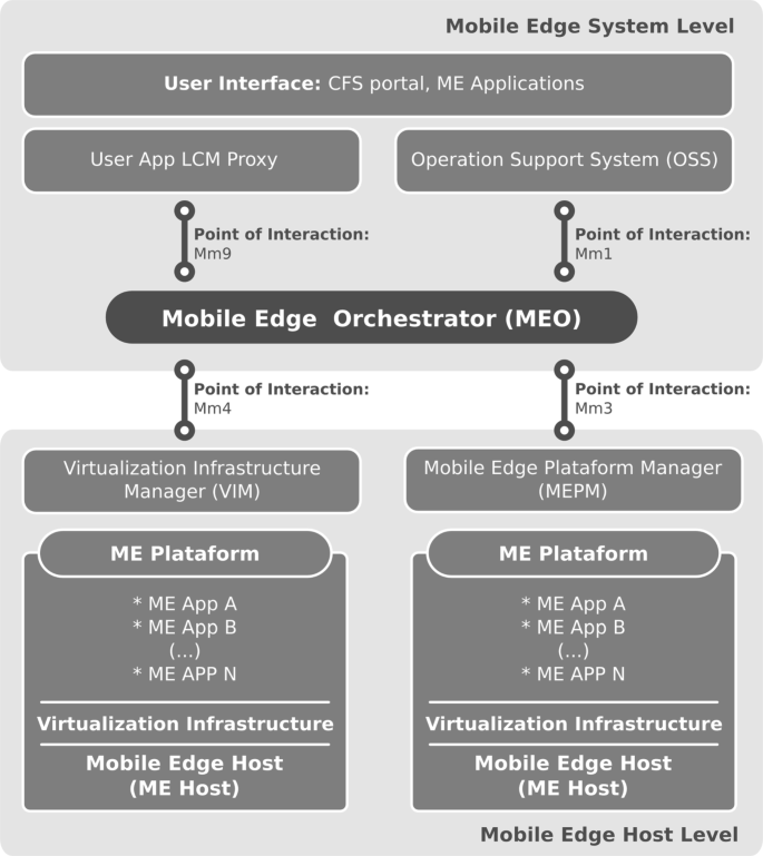 Fog orchestration for the Internet of Everything: state-of