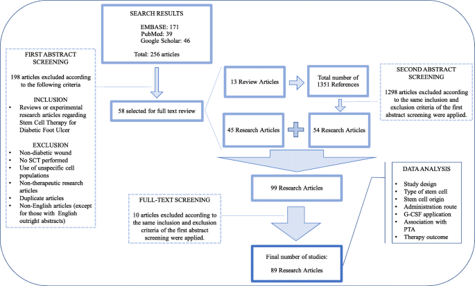 Stem cell therapy for diabetic foot ulcers: a review of preclinical