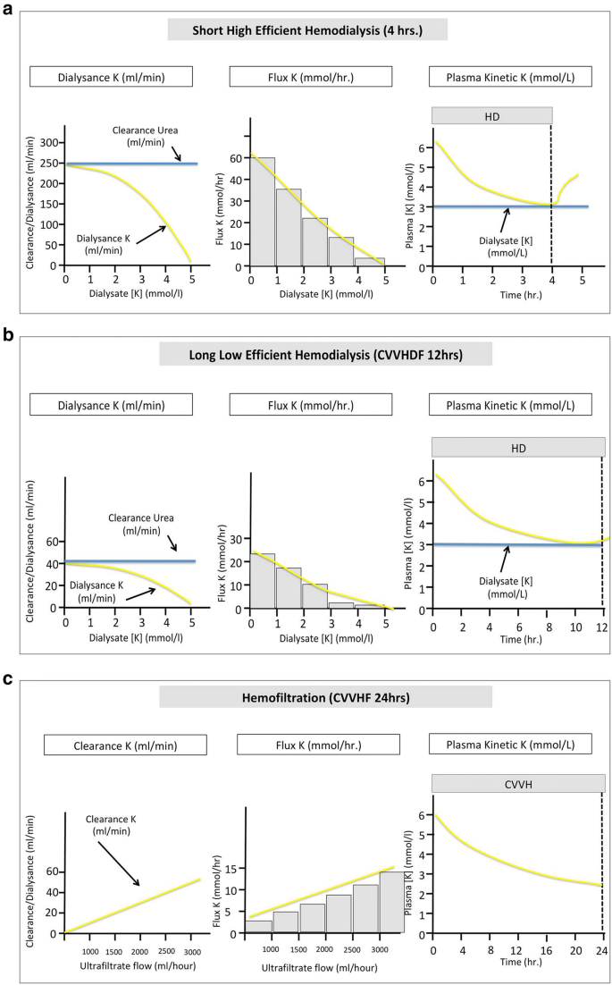 Management of hyperkalemia in the acutely ill patient | Annals of