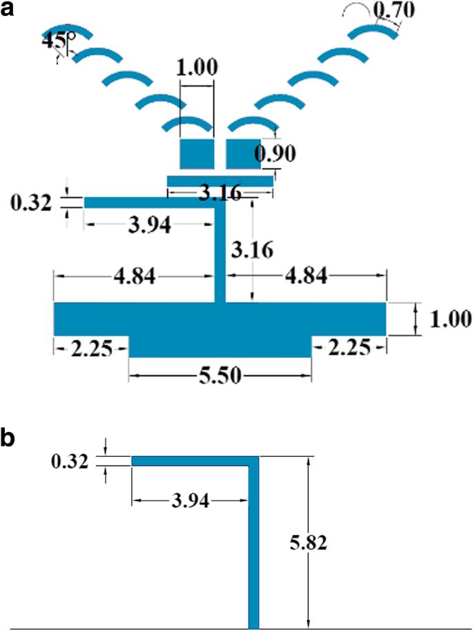 Quasi-optics-inspired low-profile endfire antenna element | EURASIP