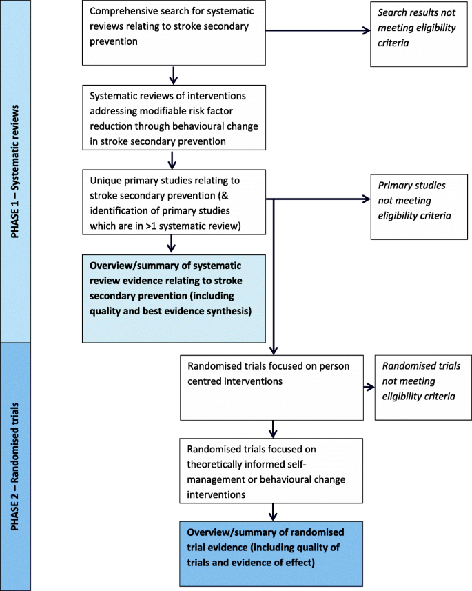 Interventions for behaviour change and self-management in stroke