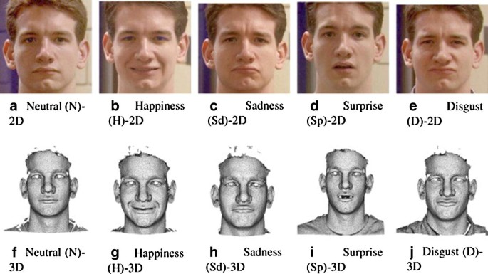 3D face recognition: a survey | Human-centric Computing and
