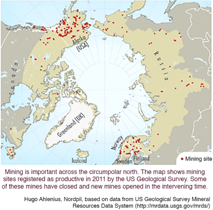 Evidence of the impacts of metal mining and the