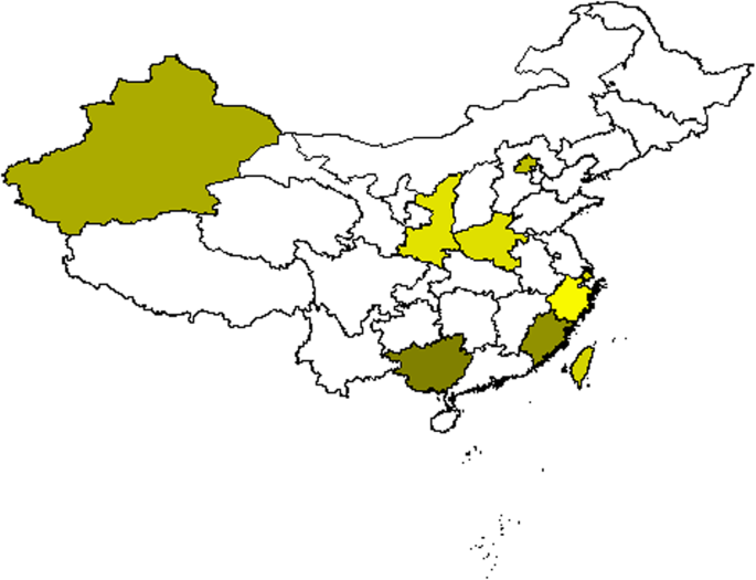Parkinson's disease in China: a forty-year growing track of