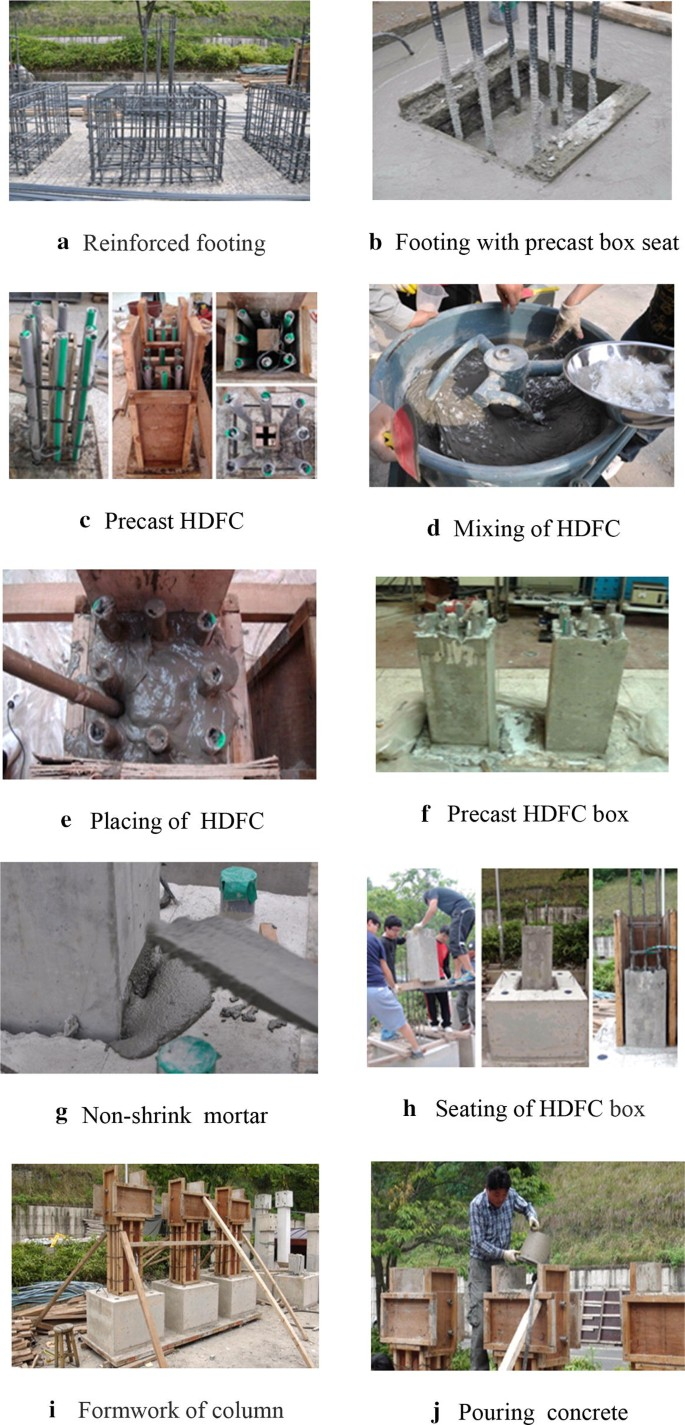 Experimental Study on Seismic Capacity of Reinforced
