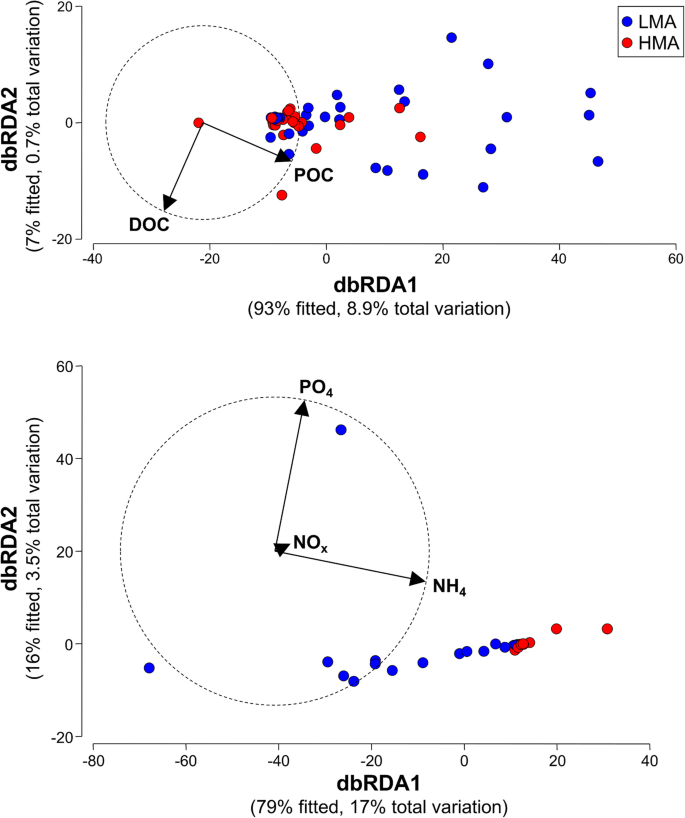 Testing the relationship between microbiome composition and