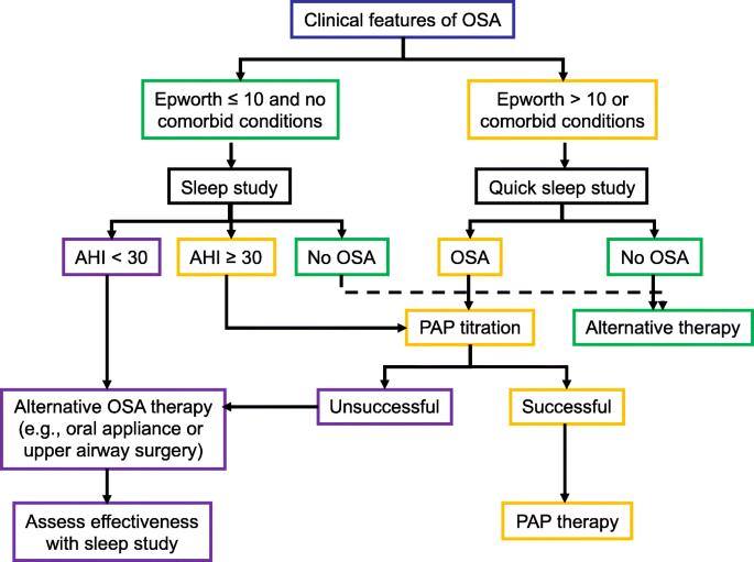 Long term management of obstructive sleep apnea and its comorbidities |  Multidisciplinary Respiratory Medicine | Full Text
