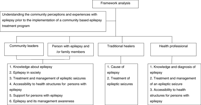 Community perceptions of epilepsy and its treatment in an
