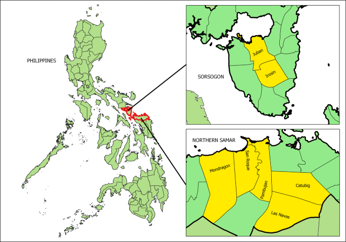 helminth infection in the philippines