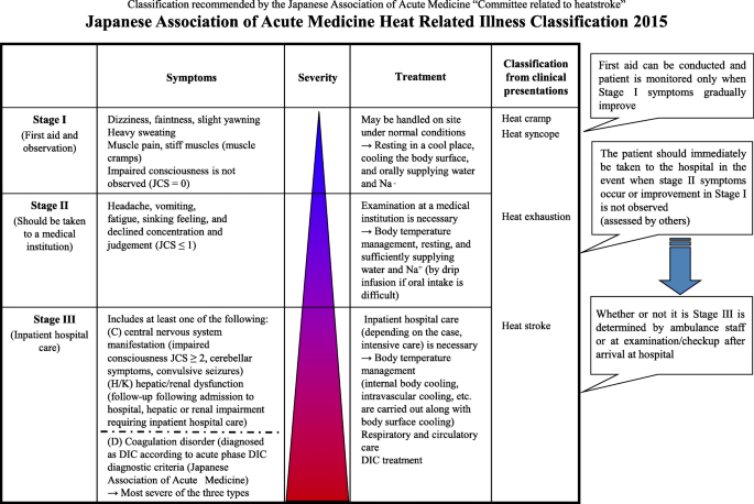 Heat stroke | Journal of Intensive Care | Full Text