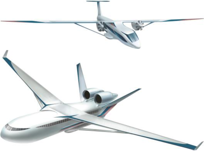 Modern problems of aircraft aerodynamics | Advances in