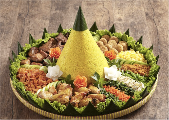 Bali Indonesia Food Dishes