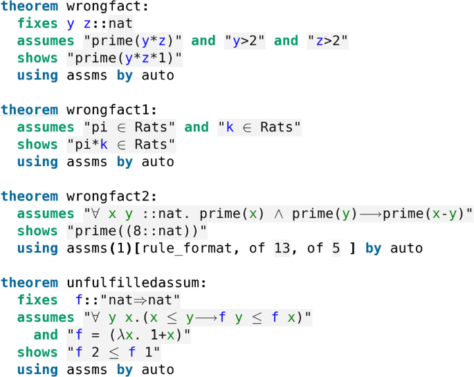 Formalising Mathematics – in Praxis; A Mathematician's First ...