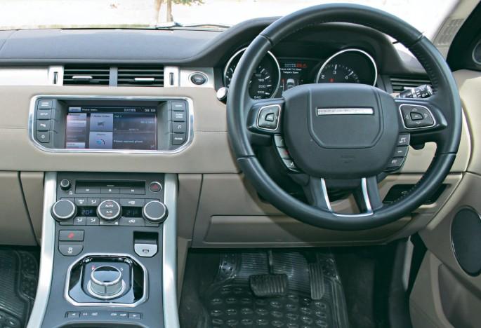 Range Rover Evoque — Versatile Technology, Pure Art | SpringerLink