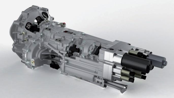 Lamborghini Aventador — 7-Speed AMT with Fastest Gear Shift ...